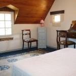 Chambre à l'étage 2